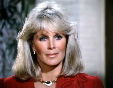 Back on Dynasty Linda Evans used to portray Blake Carrington's new wife. What was the exact name of her character?