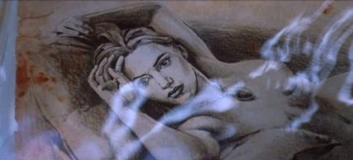 How old was Rose when she saw her picture that Jack had drawn of her after it had been recovered from the wreckage of Titanic?