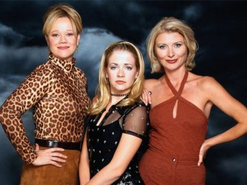 Melissa Joan Hart used to portray a teenage witch on a popular fantasy teen sitcom. What was her character's name?