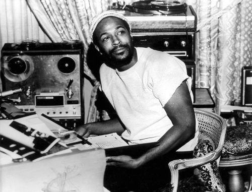 Marvin was born Marvin Pentz Gay, II in 1939
