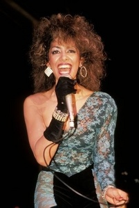 Sheila E. was a featured vocalist in the 1985 video, We Are The World
