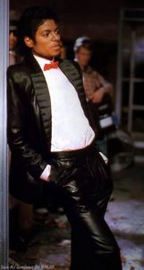 Behind the scenes in the making of Billie Jean