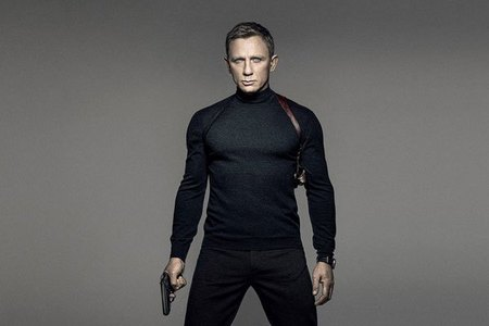 Daniel Craig was the sixth actor to portray the iconic British superspy