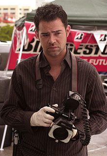 How many seasons was Tim 'Speed' Speedle played por Rory Cochrane in csi Miami for?