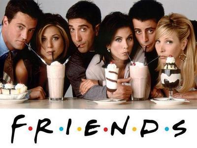 What anno did Friends begin?