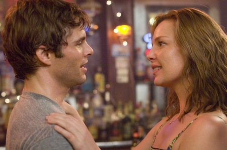 Katherine Heigl & James Marsden have starred together in a romantic comedy back in 2008. What was the name/title of this 인기 romantic comedy?