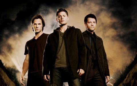What anno did Supernatural begin?