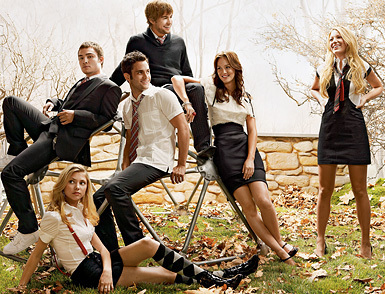 What an did Gossip Girl begin?