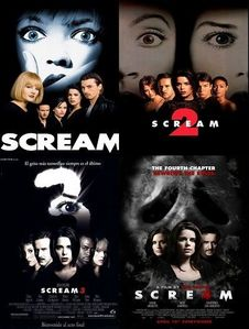 What is the name of the guy who does the phone voice in the Scream movies?