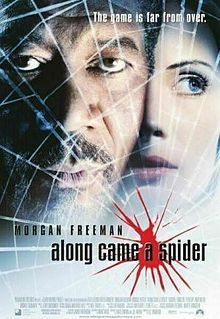What is the name of the character Billy Burke played in Along Came A Spider?
