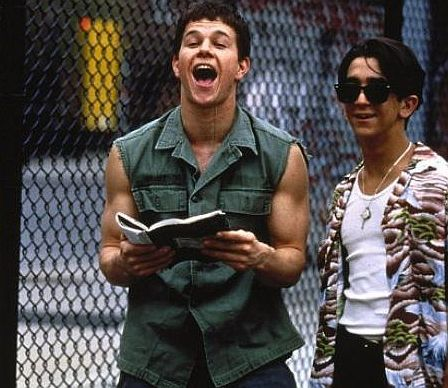What was Mark Wahlberg's character name in 'The basketball, basket-ball Diaries' ?