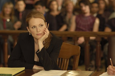 What was Julianne Moore's character name in 'Laws of Attraction' ?