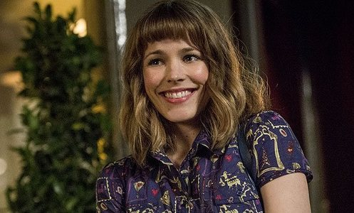 Who did Rachel McAdams play in 'About Time' ?