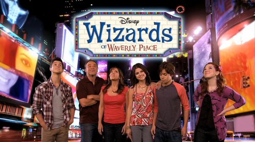 This is a group portrait of a magical family from Wizards Of Waverly Place. Where can one find this magical family? In ...