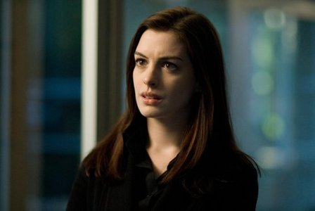 What was Anne Hathaway's character's name in 'Passengers'?