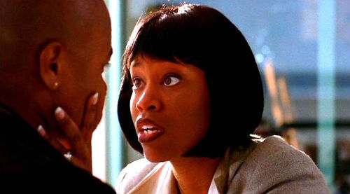 What was Rod Tidwell's wife's name in 'Jerry Maguire' ?