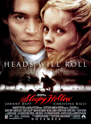 How many actors from Tim Burton's Sleepy Hollow has starred in the Harry Potter franchise?