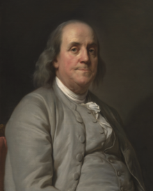 Yes 或者 No question. Benjamin Franklin was once the American President.