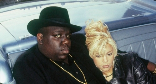 Faith Evans was married to slain rapper, Notorious B. I. G.