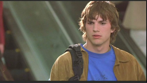 What was Ashton Kutcher's character's name in 'Just Married' ?