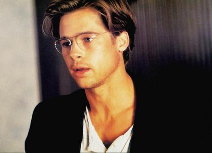 What was Brad Pitt's character's name in 'The Favor' ?