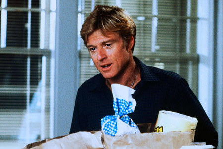 What was Robert Redford's character's name in 'Legal Eagles'  ?