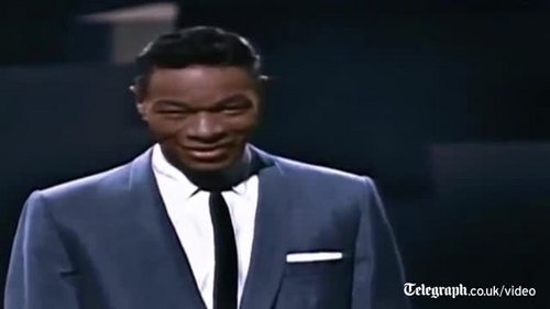 """Nat """"King"""" Cole passed on following a long battle with lung cancer in 1965"""