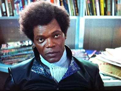 In 'Unbreakable',what was Samuel L. Jackson's character's name?