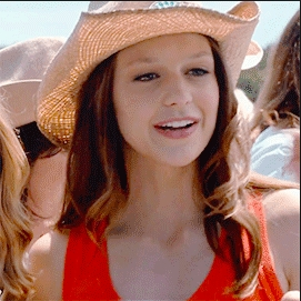 Who did Melissa Benoist play in 'The Longest Ride' ?