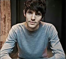 What is Colin Morgan's character's name in 2017 coming of age drama 'Waiting For You'?