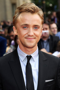 Who did Tom Felton play in 'The Apparition' ?