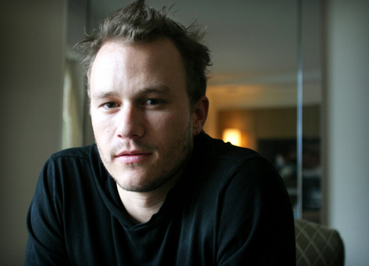 What Jahr did Heath Ledger pass away?