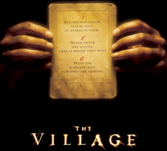 Who played Noah Percy in 'The Village' ?