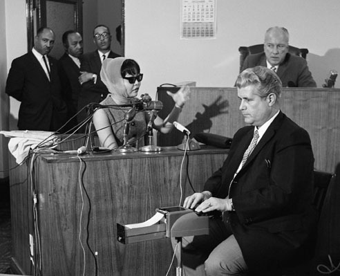Public inquest pertaining to the 1964 shooting of Sam Cooke