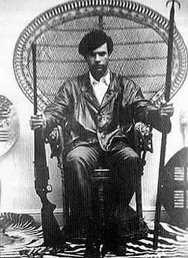 Former Black пантера militant, Huey Newton, was brutally murdered in 1989