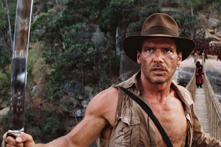 Which Indiana Jones movie is this from?