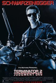 What was the name of the young John Connor's dog in টারমিনেটর 2: Judgment Day?