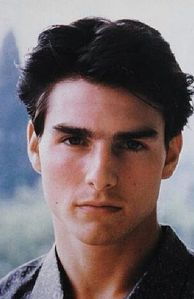 Who did Tom Cruise play in Endless upendo (1981) ?