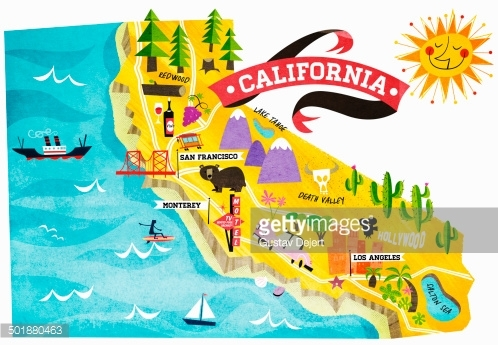 Which California city is also known as America's Finest City ?