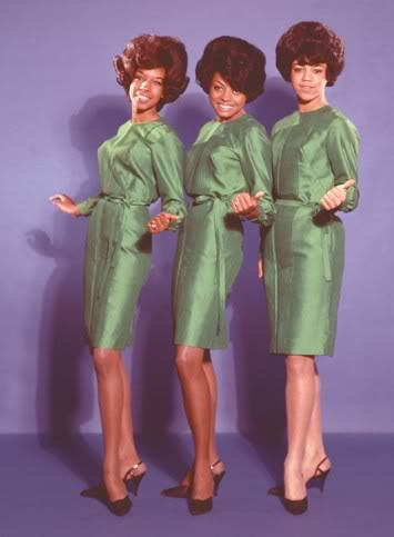 Baby Amore was a #1 hit for The Supremes back in 1964