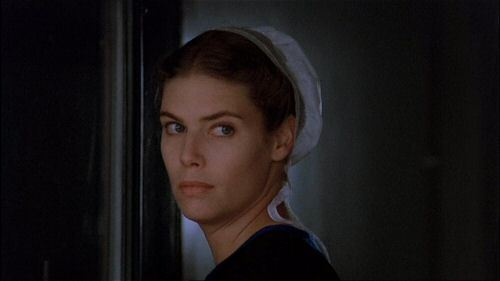 Who did Kelly McGillis play in 'Witness' ?