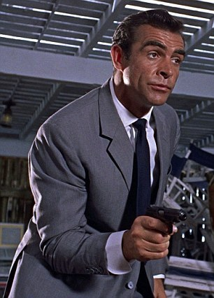 The 1962 Bond film, Dr. No marked Sean Connery 's debut as 007