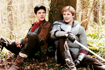In a BBC adaptation Merlin & Arthur are best Những người bạn & peers (at least bởi age), yet what was Merlin's official position (rank) in Camelot? He was Arthur's ...