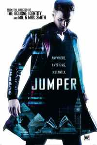 Who was a Jumper from this 2008 film/movie (poster)?
