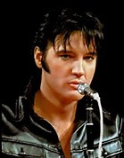 In which year did Elvis do his comeback special ?