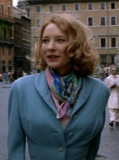 What was Cate Blanchett's character's name in 'The Talented Mr Ripley' ?