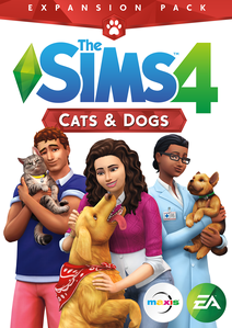 chats and chiens is the ___ expansion pack to be released.