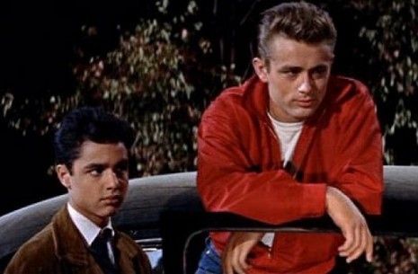 Which of those 4 films/movies, all starring James Dean, is this picture from?