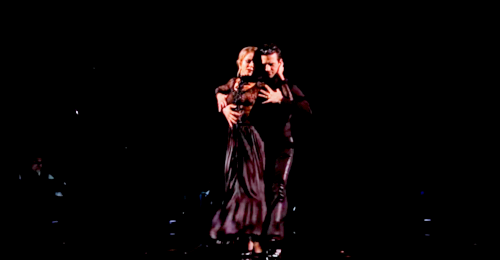 What score did Lindsey and Mark earn for their Tango?