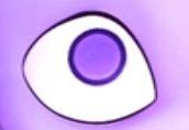 Who's eyes is this?